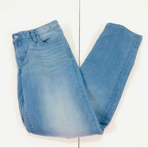 Gap Premium Real Straight Leg Light Blue Jeans 29R
